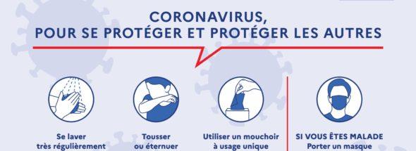 coronavirus gestes-barrières