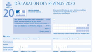 déclaration 2020